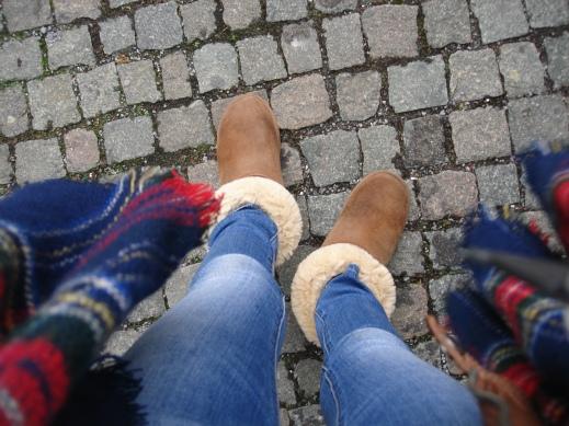 schoenen kleur